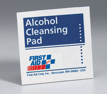 Rubber Belt Path Alcohol Cleaning Pad