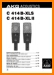 AKG C-414-B-XLS Cable - Accessory - Misc Main User Book - PDF & Tech Help* | English