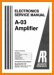 Acoustic Research; AR A-03 Amp Receiver Main Technical Manual - PDF & Tech Help* | English