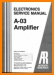 Acoustic Research; AR A-03 Amp Receiver Addendum - A Technical Manual - PDF & Tech Help* | English