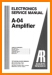 Acoustic Research; AR A-04 Amp Receiver Main Technical Manual - PDF & Tech Help* | English
