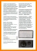 Acoustic Research; AR AR-4-X Loudspeaker Main Brochure - PDF & Tech Help* | English
