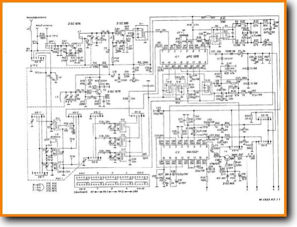 Sanyo M-4500-KE Portable Stereo - On Demand PDF Download | English on