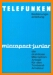 Telefunken Microport-junior Cable - Accessory - Misc Main User Book - PDF & Tech Help* | German