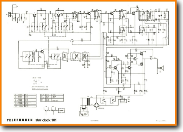 Telefunken STAR-CLOCK-101 Cable - Accessory - Misc - On Demand PDF on