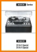 Uher 24 Hi-Fi Special Tape Player Addendum - A Technical Manual - PDF & Tech Help* | German