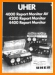 Uher 4000 Report Mon AV Tape Player Addendum - A Brochure - PDF & Tech Help* | German