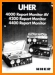 Uher 4400 Report Monitor Tape Player Main Brochure - PDF & Tech Help* | German