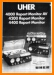 Uher 4400 Report Monitor Tape Player Addendum - C Technical Manual - PDF & Tech Help* | English