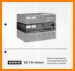 Uher EG-740 Tuner Main User Book - PDF & Tech Help* | English