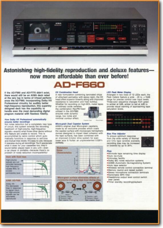 Aiwa Adf 660 Tape Player On Demand Pdf Download English