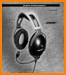 Bose Aviation Head Set X Headphones Main User Book - PDF & Tech Help* | English
