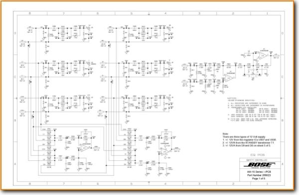 Bose Acoustimass 15-MkII Loudspeaker - On Demand PDF Download | EnglishTurntable Needles