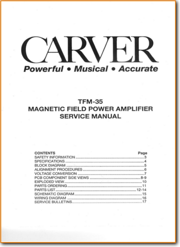 carver amp wiring schematic wiring diagram specialties