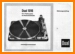 Dual 1016 Turntable Record Player Main User Book - PDF & Tech Help* | German