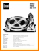 Dual 1019 Turntable Record Player Main Technical Manual - PDF & Tech Help* | English