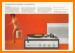 Dual 1967 Turntable Record Player Main Brochure - PDF & Tech Help* | German