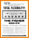 Fisher 100-CX Tube Amplifier Main Article - PDF & Tech Help* | English