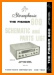 Fisher 600 Tube Amplifier Addendum - A Technical Manual - PDF & Tech Help* | English