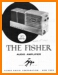 Fisher 80-AZ Tube Amplifier Main Brochure - PDF & Tech Help* | English