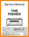 Fisher 800-C Tube Amplifier Addendum - A Technical Manual - PDF & Tech Help* | English