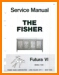Fisher F-590-FUTURA Tube Amplifier Main Technical Manual - PDF & Tech Help* | English