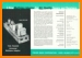 Fisher MPX-200 Tube Amplifier Main Brochure - PDF & Tech Help* | English