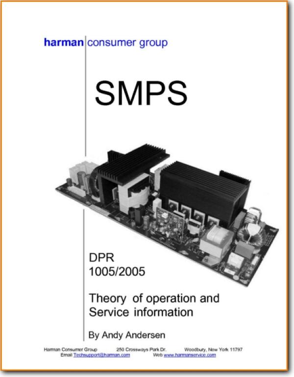 Harmon Kardon Dpr-2005 Solid State Amp Receiver