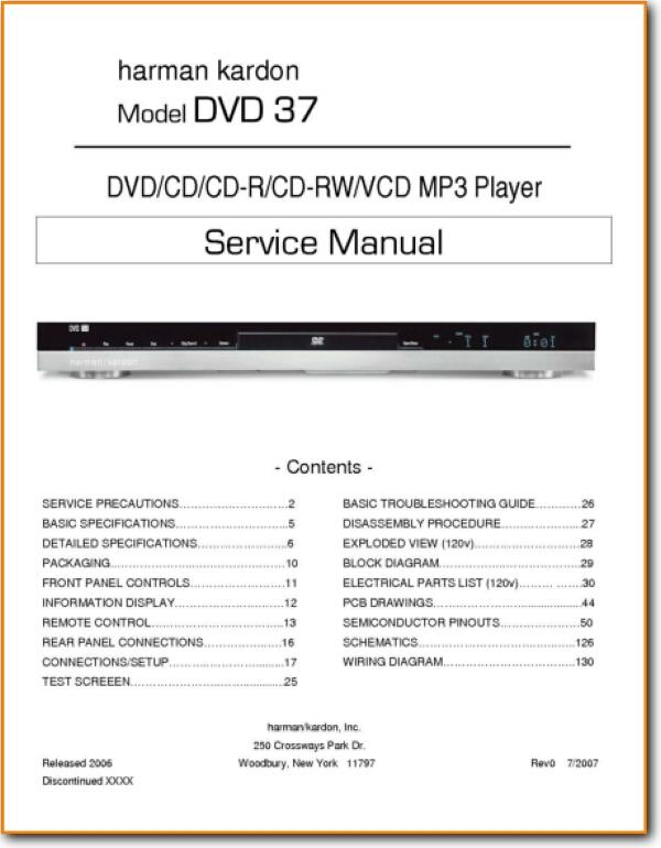 Superb Harmon Kardon Dvd 37 Dvd Player On Demand Pdf Download English Wiring 101 Capemaxxcnl