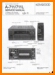 Kenwood A-711-L Amp Receiver Main Technical Manual - PDF & Tech Help* | English