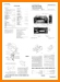 Kenwood A-711 Amp Receiver Main Technical Manual - PDF & Tech Help* | English
