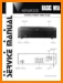 Kenwood Basic M-1-A Amp Receiver Main Technical Manual - PDF & Tech Help* | English