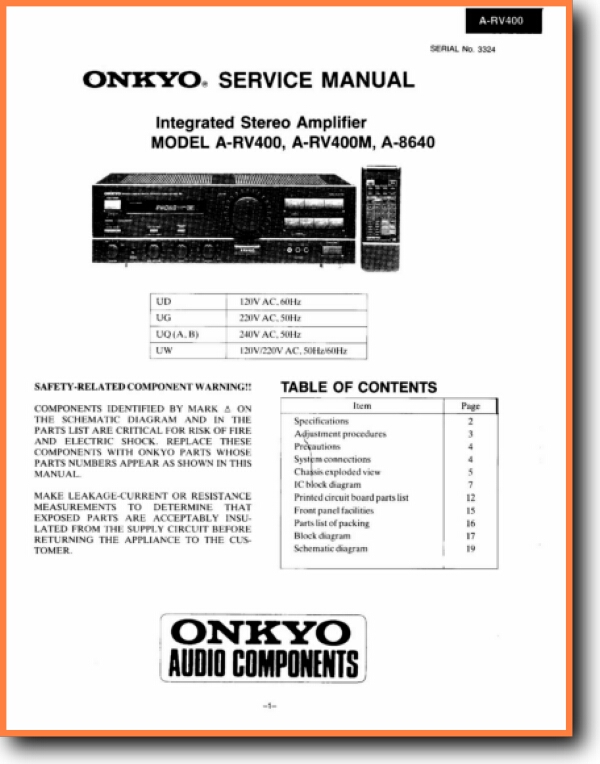 A 8640______________ S EN1 921 ONK onkyo a 8640 solid state amp receiver on demand pdf download onkyo receiver wiring diagram at gsmportal.co
