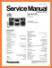Panasonic SAAK-311-PL Mini Shelf System Main Technical Manual - PDF & Tech Help* | English