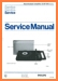 Philips 22-AF-100 Turntable Record Player Main Technical Manual - PDF & Tech Help* | English