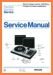 Philips 22-AF-292 Turntable Record Player Main Technical Manual - PDF & Tech Help* | English