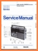 Philips 22-AR-564 Portable Stereo Main Technical Manual - PDF & Tech Help* | English