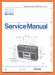 Philips 22-AR-774 Portable Stereo Main Technical Manual - PDF & Tech Help* | English