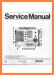 Philips 90-AL-990 Portable Stereo Main Technical Manual - PDF & Tech Help* | Dutch