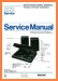 Philips AF-563 Turntable Record Player Main Technical Manual - PDF & Tech Help* | English