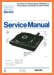Philips AF-684 Turntable Record Player Main Technical Manual - PDF & Tech Help* | English