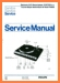 Philips AF-829 Turntable Record Player Main Technical Manual - PDF & Tech Help* | English