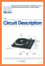 Philips AF-977 Turntable Record Player Main Technical Manual - PDF & Tech Help* | German