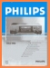 Philips DCC-900 Tape Player Main User Book - PDF & Tech Help* | English