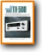 Pioneer TX-500 Tuner Main Brochure - PDF & Tech Help* | English