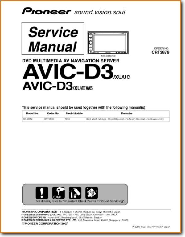 Pioneer Avic D3 Wiring Diagram from www.turntableneedles.com