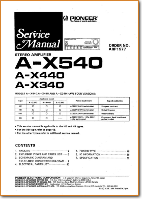 X540 Wiring Diagram. Schematic Diagram. Schematic Wiring Diagram on