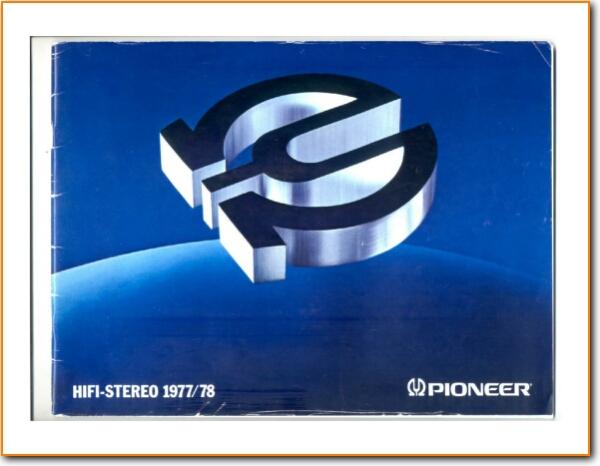 Pioneer HIFI-77-78 Solid State Amp Receiver - On Demand PDF Download |  Norwegian