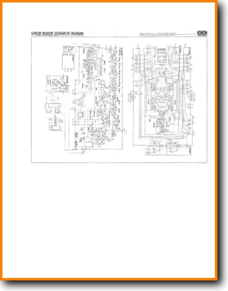 Sansui 9090-DB Solid State Amp Receiver - On Demand PDF Download | on