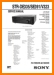 Sony STRDE-335 Amp Receiver Main Technical Manual - PDF & Tech Help* | English